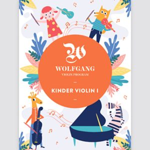 Kinder Violin Book