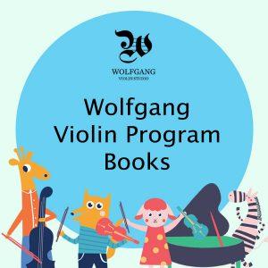 Wolfgang Violin Program