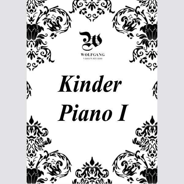 Kinder Piano 1