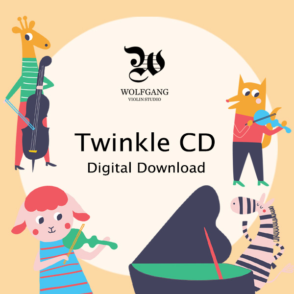 Twinkle CD Cover