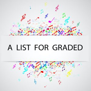 A List For Graded (Digital Download)