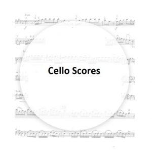 Cello Scores