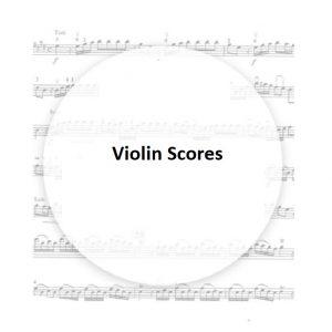 Violin Scores